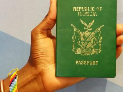 Namibia kuanza kutumia Passport za Kielektroniki