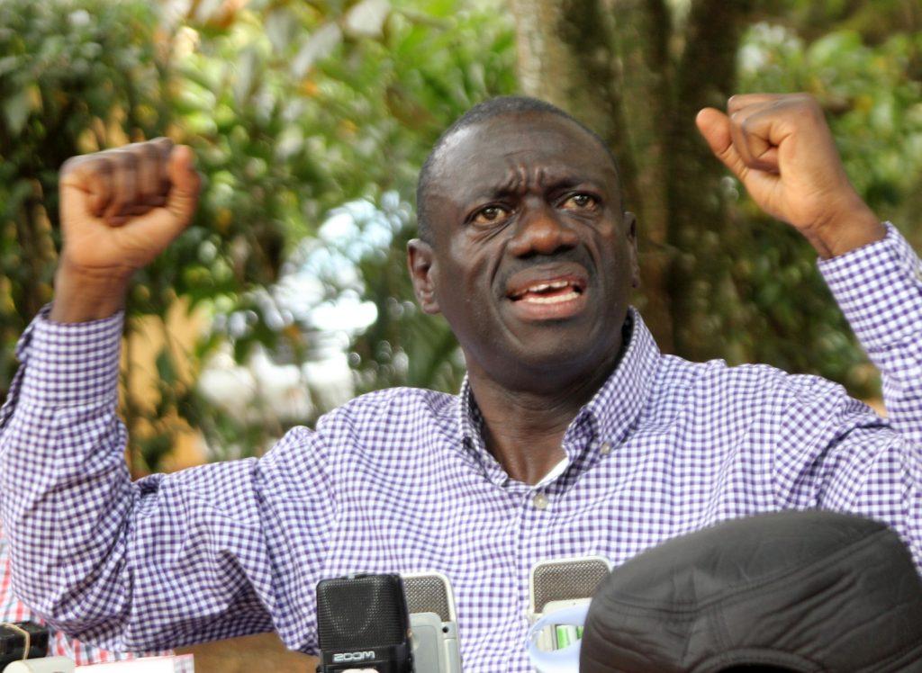 Kiiza Besigye