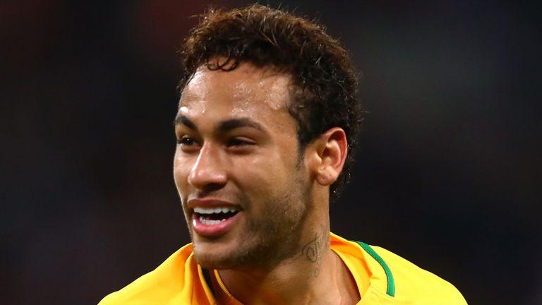 Neymar Jr Mchezaji bora