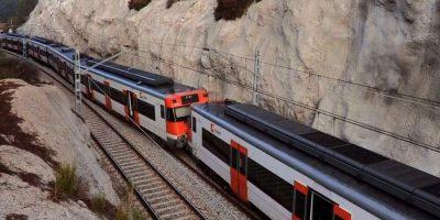 Treni zagongana Hispania