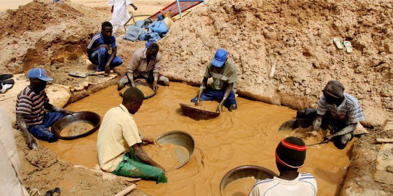 Uzalishaji dhahabu Sudan