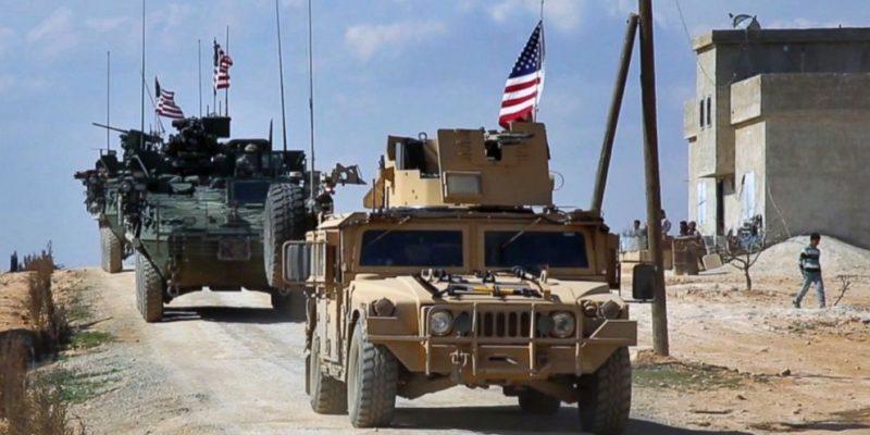 Marekani yatakiwa kuondoka Syria