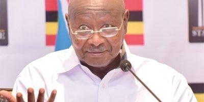Museveni awalaumu wanasiasa Uganda