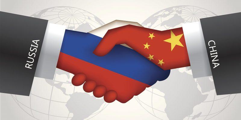Urusi na China
