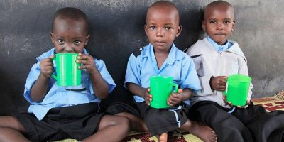 Wanafunzi kupatiwa maziwa shuleni Rwanda
