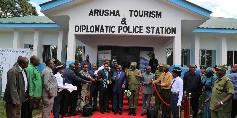 Arusha tourism police station