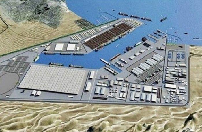 Oman China Bagamoyo port
