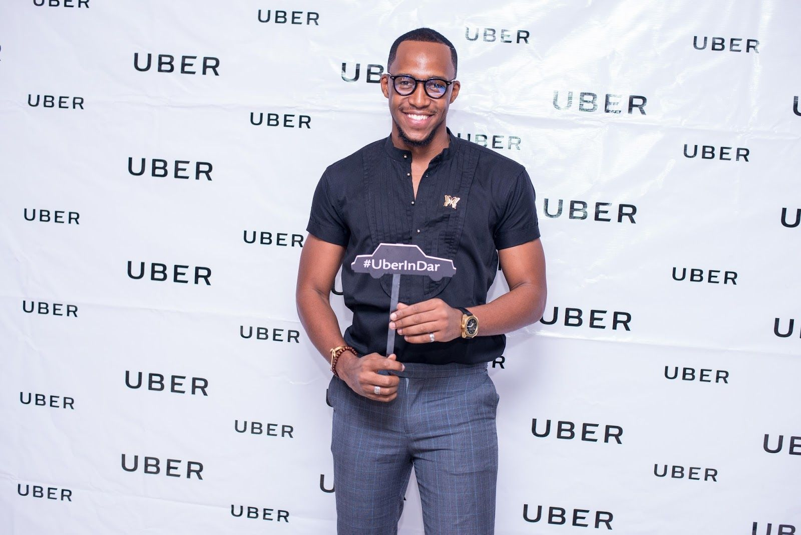 Idris Sultan named Uber