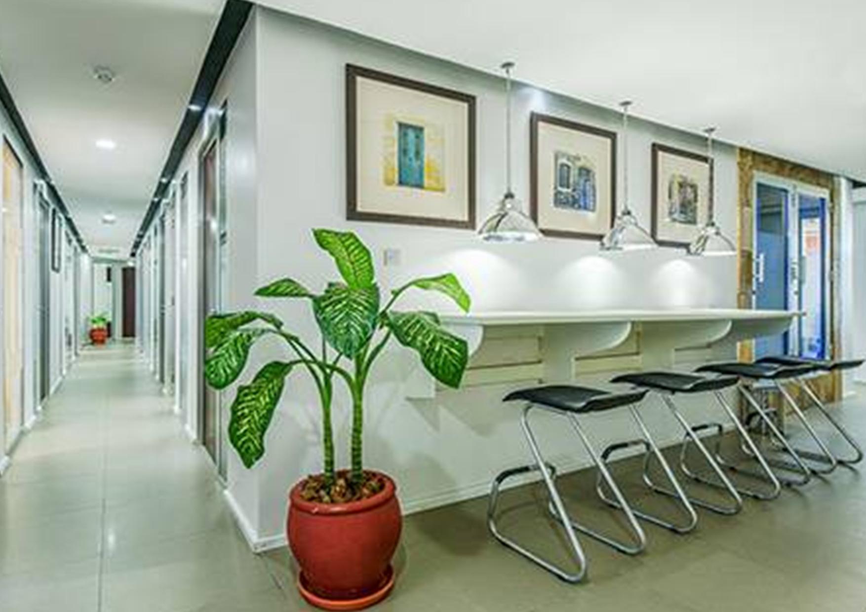 Global agency planning for Dar es Salaam business center