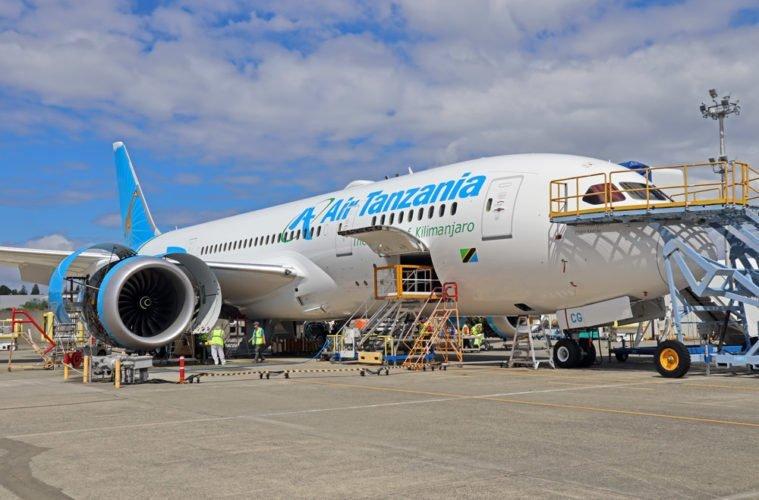 Boeing 787-8 Dreamliner change in fortunes for aviation industry