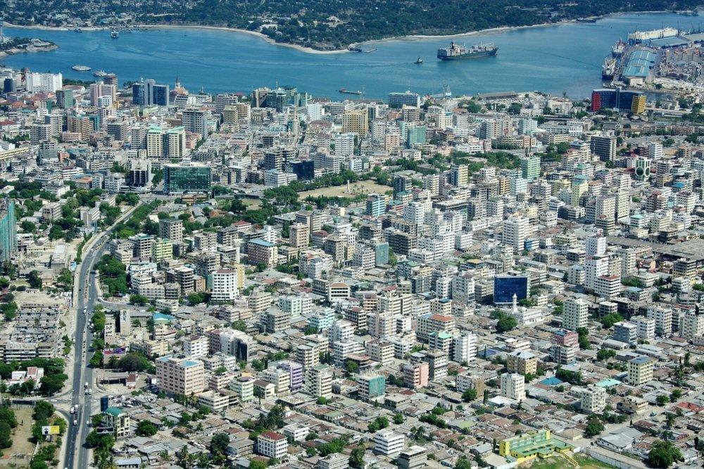 building code on Tanzania seashores