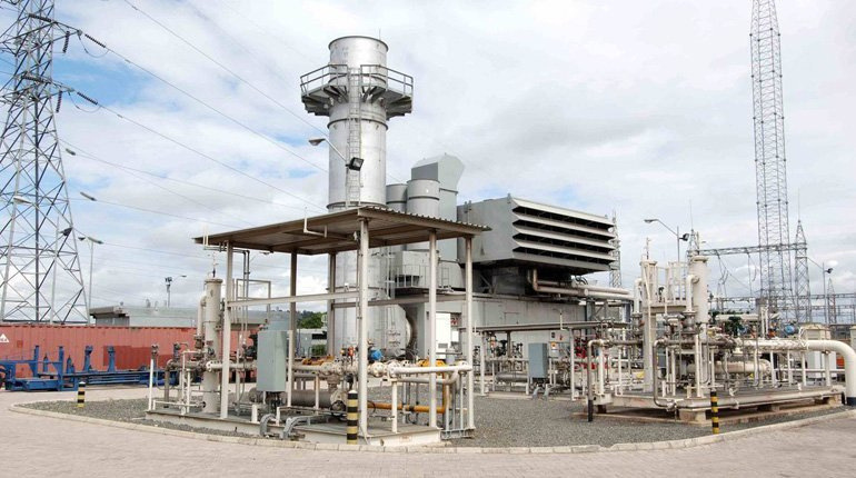 exporting natural gas-generated electricity