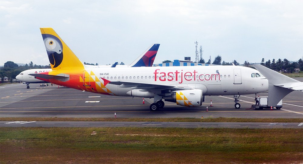 Fastjet financial position