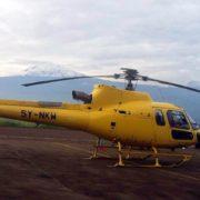 Kilimanjaro rescue firm