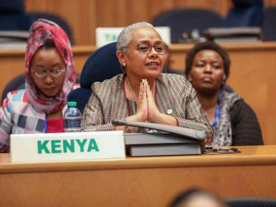 First Lady Margaret Kenyatta elected into the continental body on HIV /AIDS