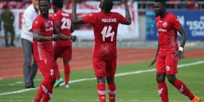 Simba in CAF champion league