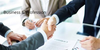 Distinction between Business and Profession