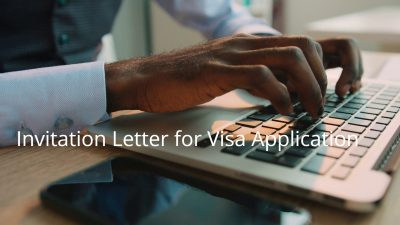 Invitation Letter for Visa Application