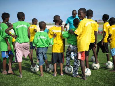 Soccer academies is crucial