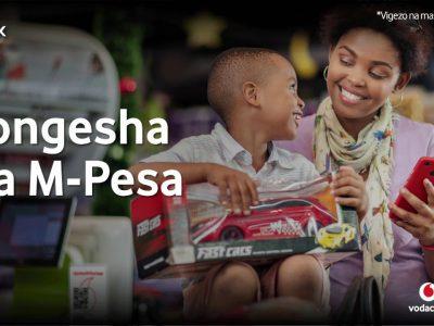 M-Pesa customers access overdrafts